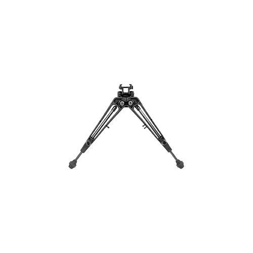 Limbsaver True-Track 10Crossbow Bipod Black Picatinny Mount