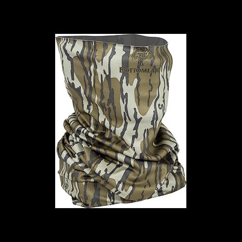Primos Stretch Buff Facemask Mossy Oak Bottomland