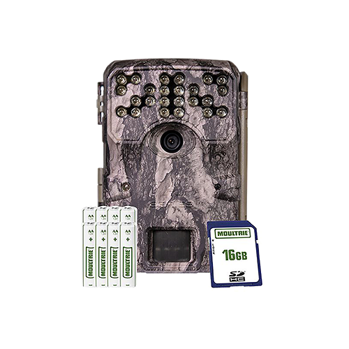 Moultrie M-900i Game Camera Bundle
