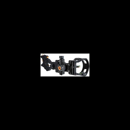 Apex Attitude Mic Sight Black 3 Pin .019 RH/LH