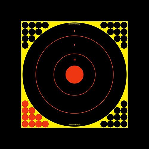 Birchwood Casey Shoot-N-C Target Bullseye 17.25in 5pk