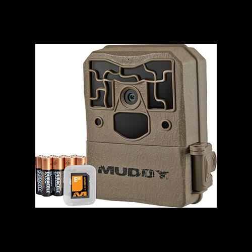 Muddy Pro Cam 18 Bundle w/Batteries & SD Card 18mp