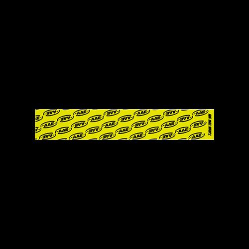 AAE Arrow Wraps Yellow 12pk