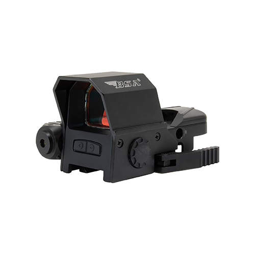 Gammo Optics Reflex Sight 33x24 w/Red Laser Dovetail/Wvr