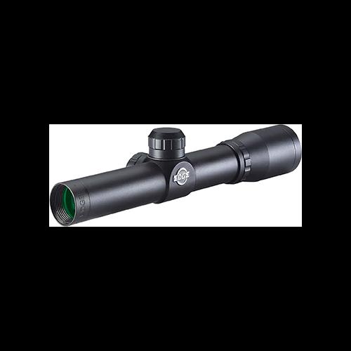 BSA Optics Edge Pistol Scope 2x20mm 30/30 Duplex Reticle