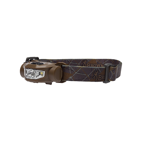 Browning Range 1AA Wide Angle Headlamp 485 Lumen