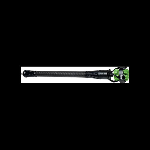 Axion Elevate Pro Stabilizer Black Hybrid GreenDampener 10in