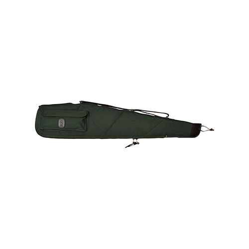 Bob Allen Canvas Rifle Case Green 48in