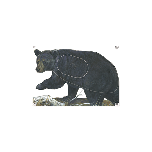 Maple Leaf NFAA Animal Faces Goup 1 Bear