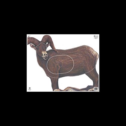 Maple Leaf NFAA Animal Faces Group 2 Ram