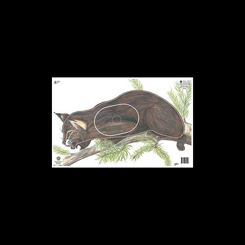 Maple Leaf NFAA Animal Faces Group 3 Lynx
