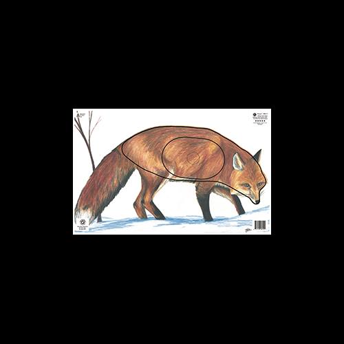 Maple Leaf NFAA Animal Faces Group 3 Fox