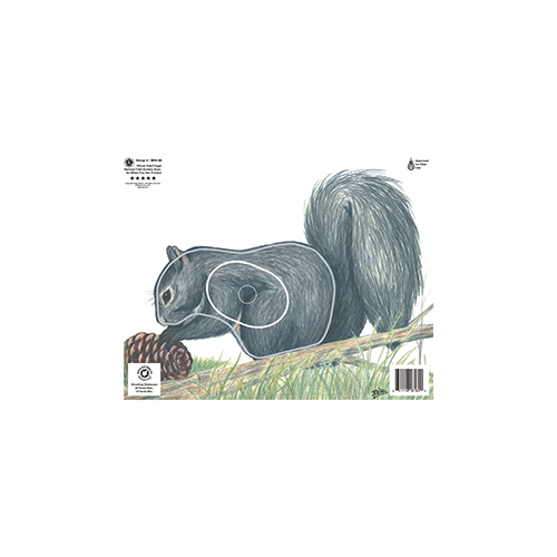 Maple Leaf NFAA Animal Faces Group 4 Squirrel