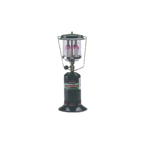Double Mantle Propane Lantern