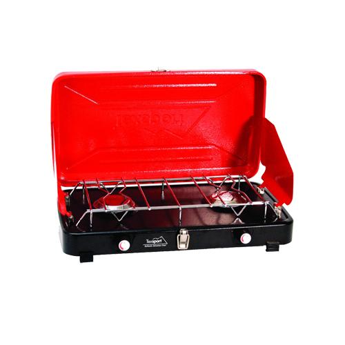 Compact Propane Stove 2 Burners