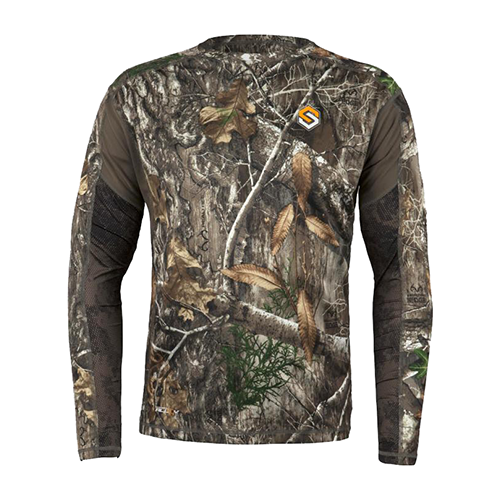 Baselayer AMP Lightweight Top Realtree Edge 2Xlarge