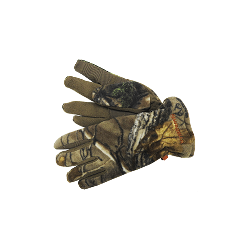 Hunter Insulated Fleece Glove Realtree Xtra Camo Medium