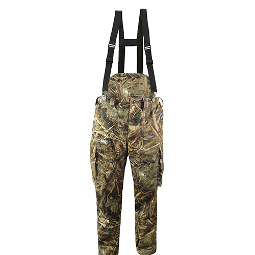 Rivers West Back Country Bibs Realtree Edge Medium