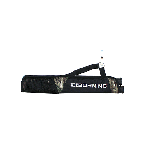 Bohning Tube Quiver Black and Camo