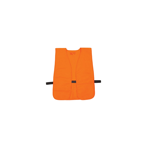 Allen Orange Big Man Vest 60""