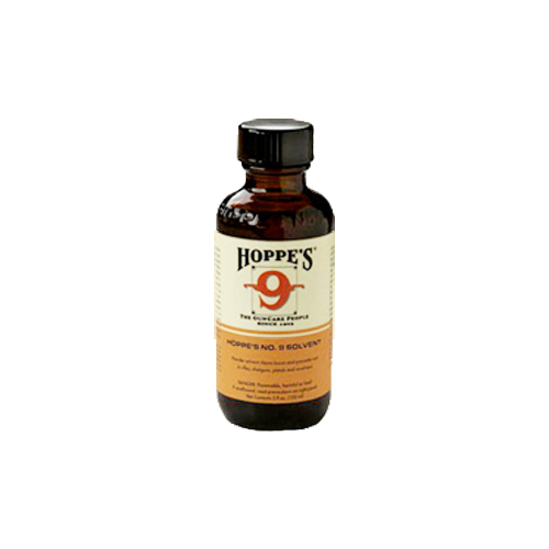 * Hoppes Bottle #9 Solvent 5oz