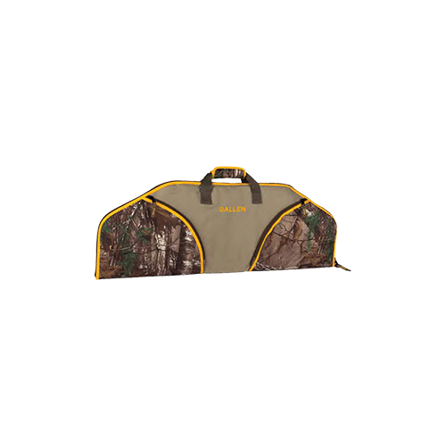 "Allen 41"" Compact Bow Case Realtree Xtra/Tan/Yellow"