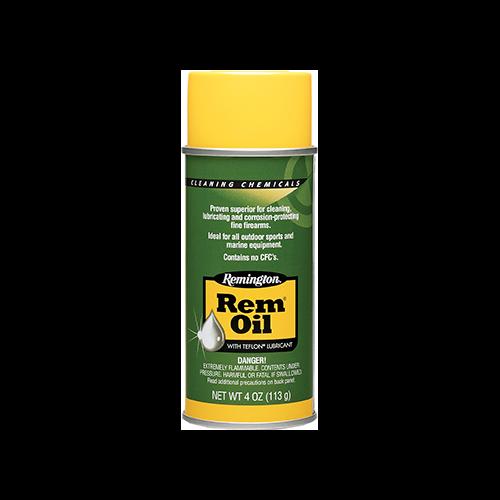 * Remington Rem Oil 4 oz. Aeresol