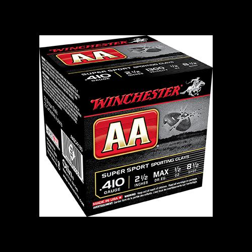 * AA Sporting Clays Load 410ga 3in. 1/2oz 8.5 Shot 25rd