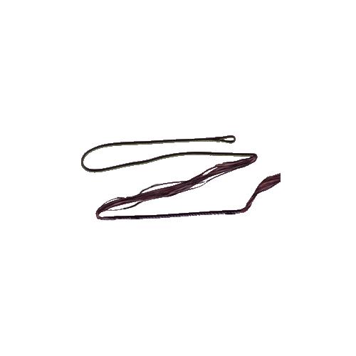 "Hoyt Cam 1/2 D-75 String w/.026 Braided Serving 50"""