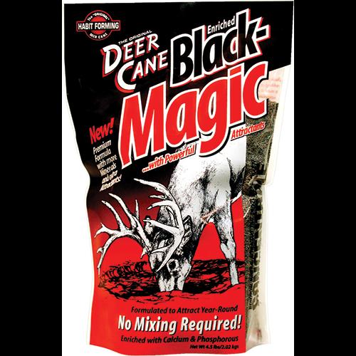 Elvolved Black Magic Attractant 4.5 lbs.