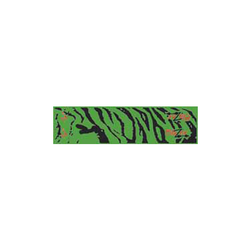Blazer Carbon Wrap Green Tiger