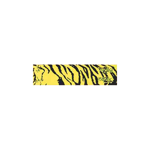 Blazer Carbon Wrap Yellow Tiger