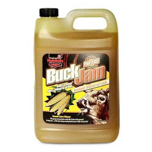 Elvolved Buck Jam Liquid Sweet Corn 1 gal.