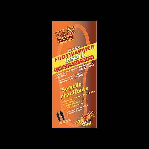 Heat Factory Footwarmer Insole