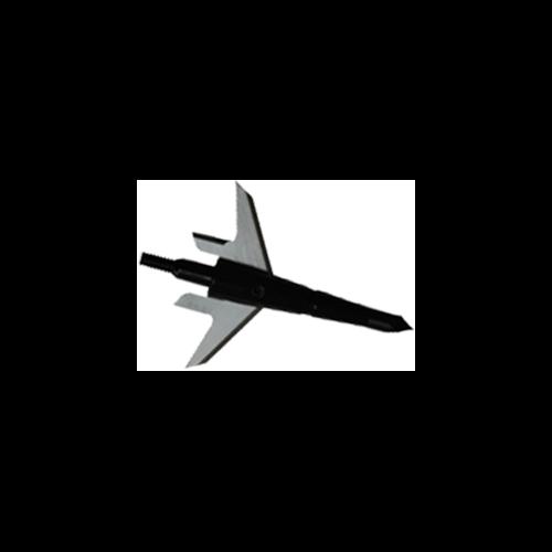 """Swhacker 100gr Broadhead 1.75"""" Cut w/Practice Head & DVD"""