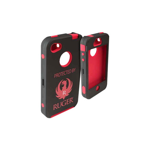Allen Iphone 4/4s Ruger Logo Cell Phone Case