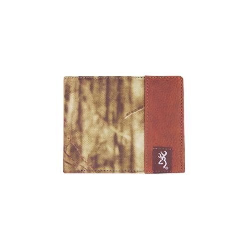 Browning Camo Bi-Fold Wallet