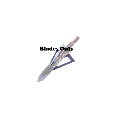 Muzzy Replacement Blades 100gr