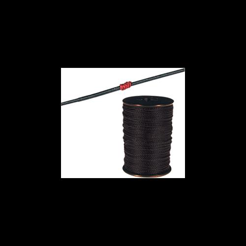 Nock Point Tying Thread Black