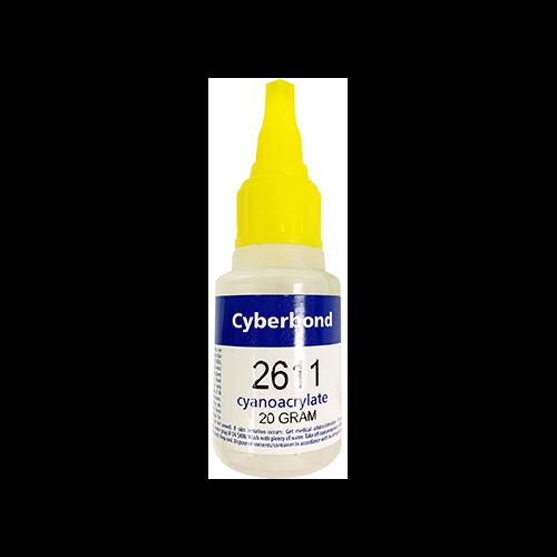 * Cyberbond Cyanoacrylate Glue 20 Grams