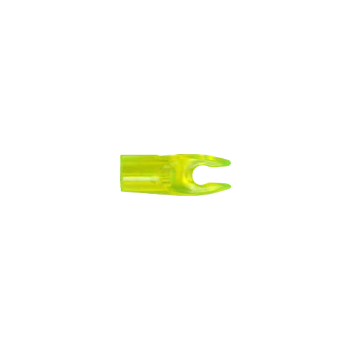 Recurve Pin Nock Large Groove Lemon/Lime