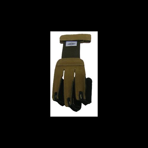 Neet Glove Tan w/Hair Tab Large
