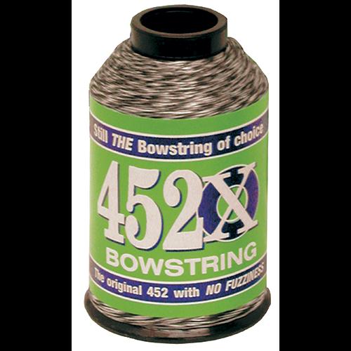 BCY 452X Bowstring Material Tan/Black 1/4 lb.