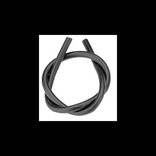 Pine Ridge Silicone Peep Tubing 25' Black