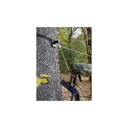 Ez-Up Tree Stand Pulley System