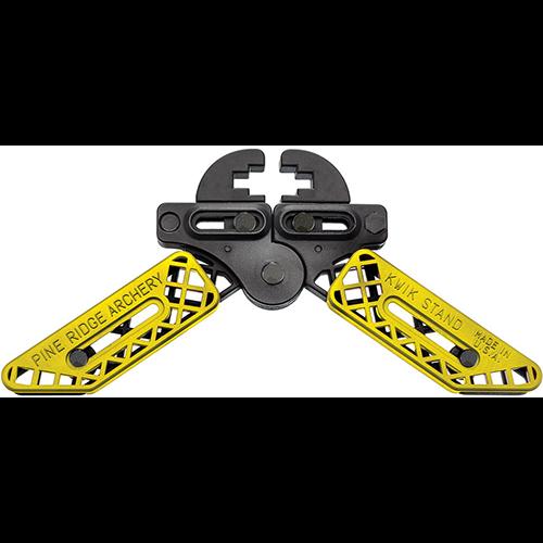 Pine Ridge Kwik Stand Bowholder Yellow