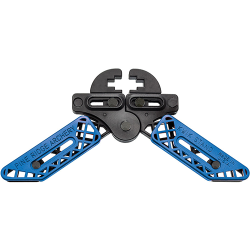 Pine Ridge Kwik Stand Bowholder Blue
