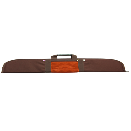 "Neet Recurve Case 70"" Brown w/Southwest Honey Brown Accents"