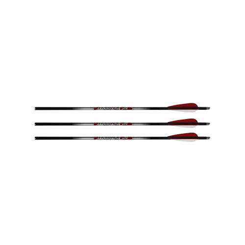 "Nockturnal 22"" Red Lighted Crossbow Bolt"