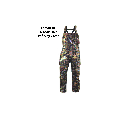 Ambush Bibs Realtree Edge Medium